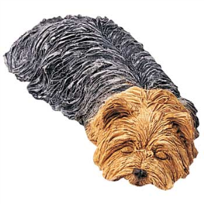 YORKSHIRE TERRIER SNOOZER