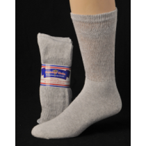 DIABETIC SOCKS 10-13 GRAY