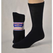 DIABETIC SOCKS 13-15 NAVY