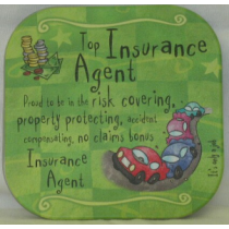 TOP INSURANCE AGENT COASTER