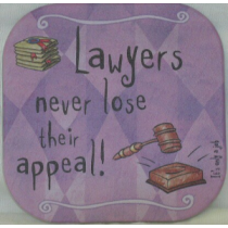 LAWYERS COASTER