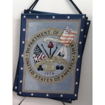 ARMY TAPESTRY