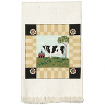 COW HAND TOWEL