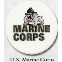 US MARINES COASTER SET