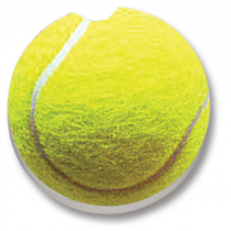 TENNIS BALL CAR COASTER