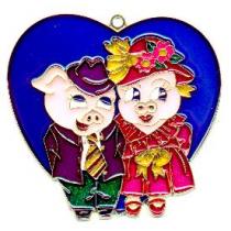 PIGS IN HEART