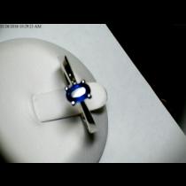 KYANTITE RING SZ 7 0.57CWTS