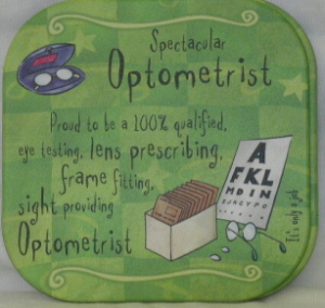 SPECTACULAR OPTOMETRIST